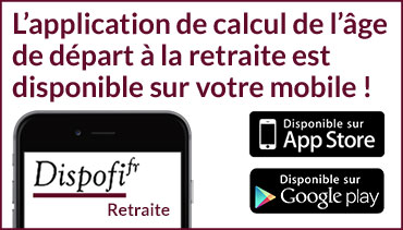 Application calcul retraite